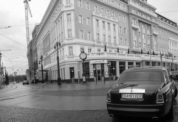 Downtown Bratislava