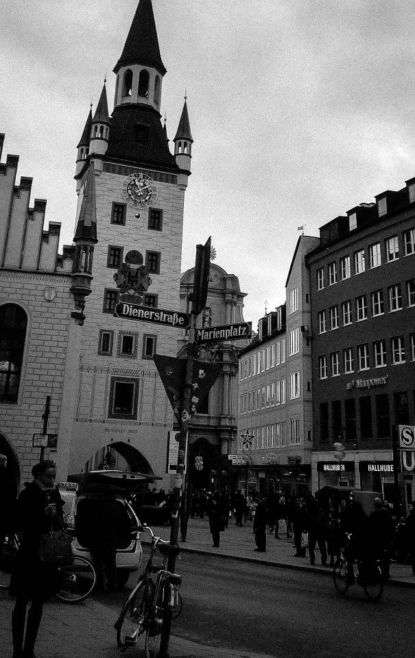 Central Munich