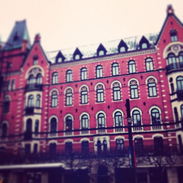 Stockholm-The Mother Land