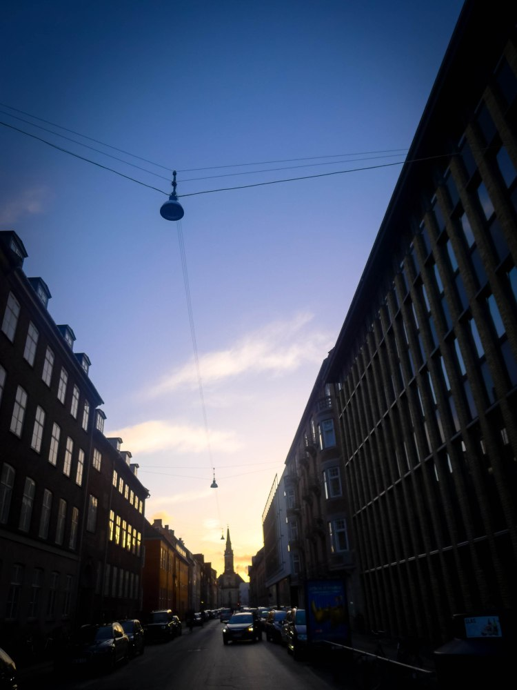 Copenhagen at Dusk