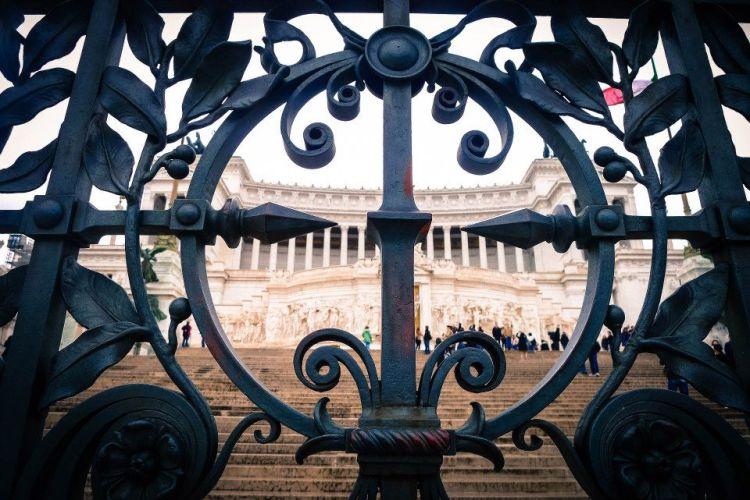 A Museum through the Gates