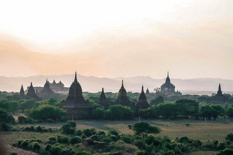 Burma, A World Apart, A Short Plane Ride Away
