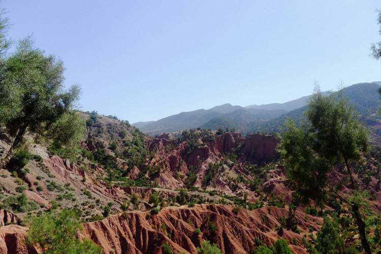 The High Atlas