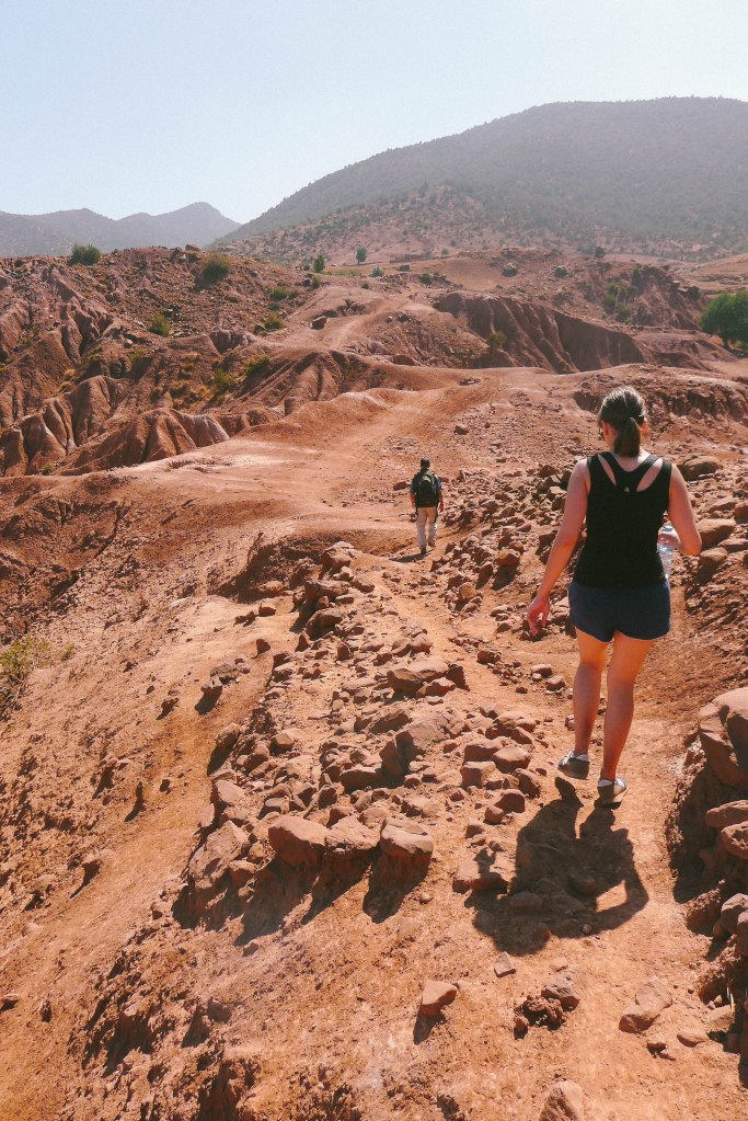Hiking the High Atlas