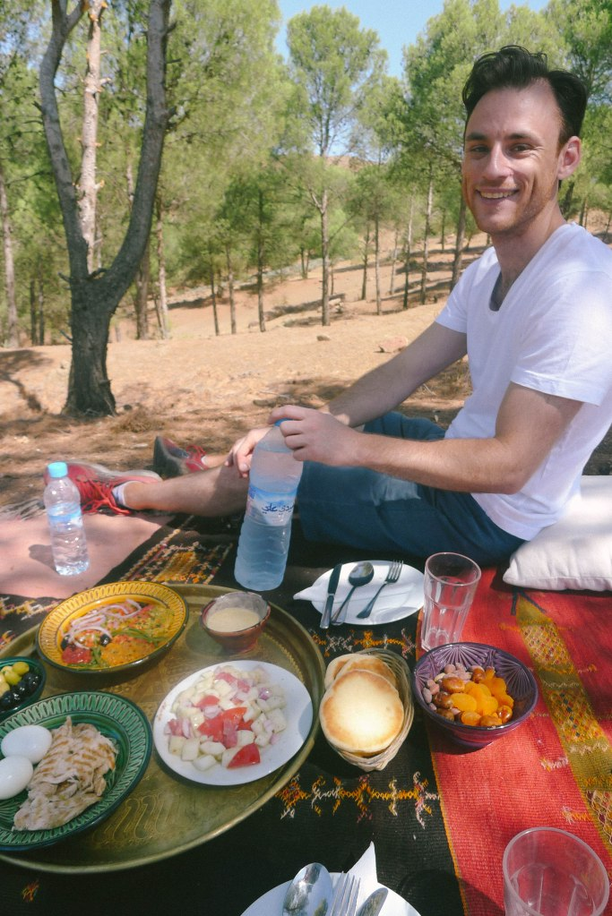 High Atlas Picnic