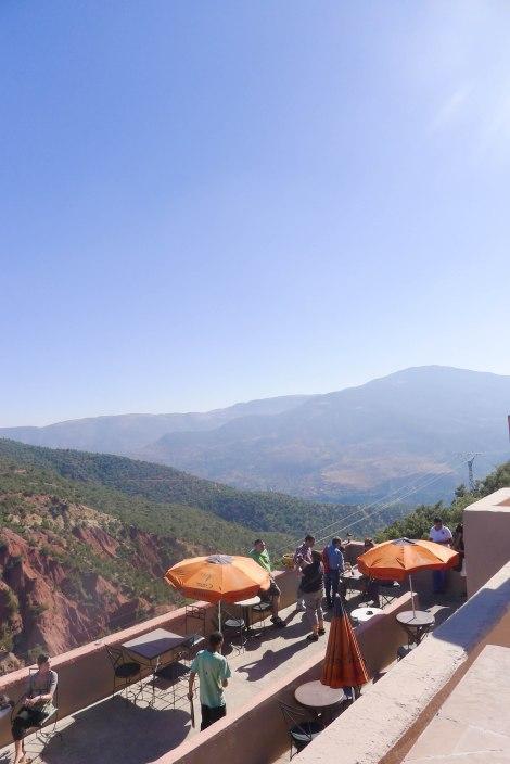 Overlook, Near Tizi-n-Tichka Pass
