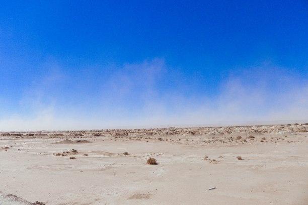 Well System in the Desert