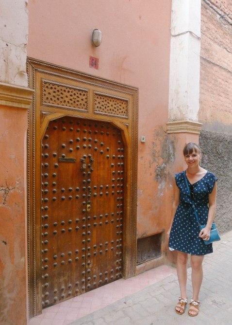 A Door to a Home