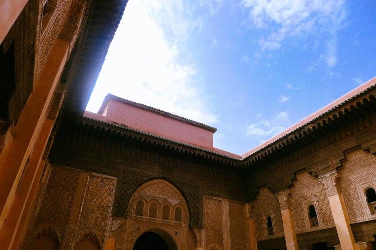 Ali Ben Youssef Madrasa