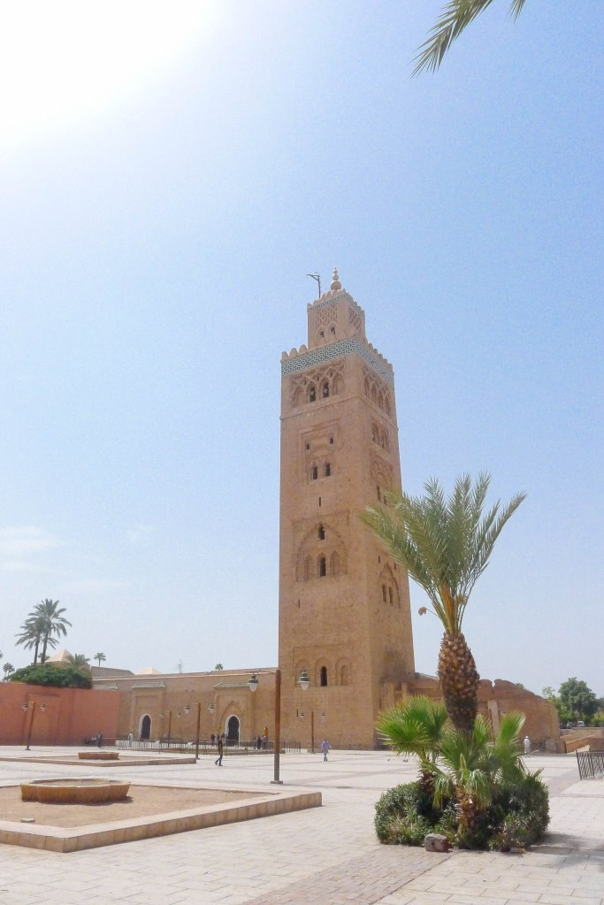 Koutoubia Mosque-Largest Mosque in Marrakech
