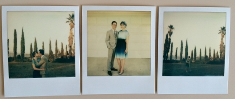Polaroids by Rad & In Love Photography