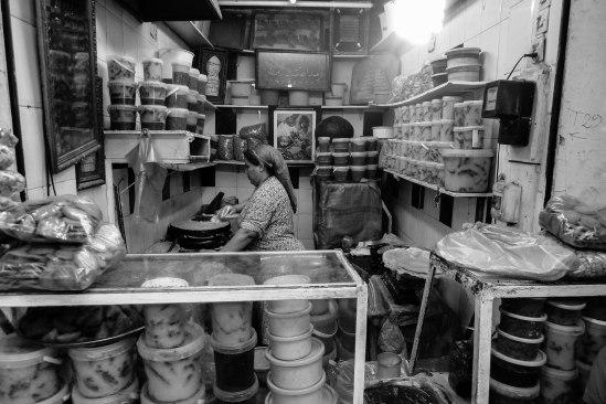 Filo stall, Medina