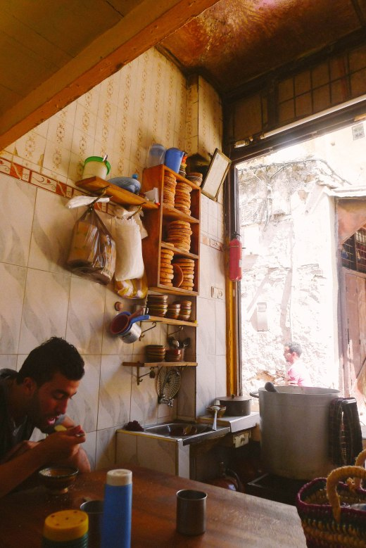 Soup Stall, the Medina