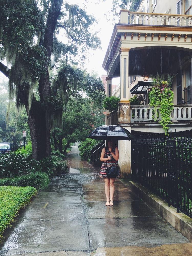 Dodging Rain